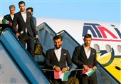 جامجهانی 2018  بازتاب سفر ایران به روسیه در سایت فیفا؛ اولین مسافر جام جهانی رسید