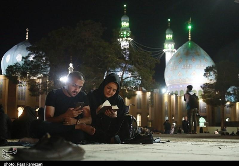 مراسم احیای شبهای قدر در مسجد مقدس جمکران برگزار میشود