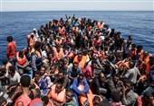 کاهش مرگ و میر مهاجران در دریای مدیترانه