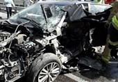 """""""کرونا"""" خطرناکتر است یا سوانح رانندگی؟!/ مرگ روزانه 48 ایرانی در معابر و جادههای کشور!"""