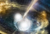 Last Year's Neutron Star Merger Most Likely Created a Black Hole