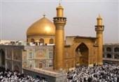 زیارة اکثر من 3 ملایین شخص النجف الاشرف بذکرى وفاة الرسول الاکرم (ص)