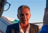 Carlos Queiroz Satisfied with Iran's Campus at Moscow