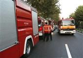 استقرار 40 آتشنشان در مسیرهای راهپیمایی 13 آبان تهران