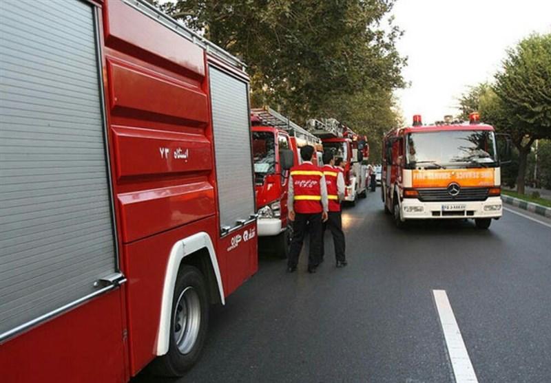 تهران| استقرار 190 آتشنشان حرفهای در مسیرهای راهپیمایی روز قدس
