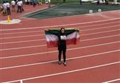دوومیدانی قهرمانی جوانان آسیا - ژاپن  تاریخسازی آرانی با دستیابی به مدال برنز آسیا