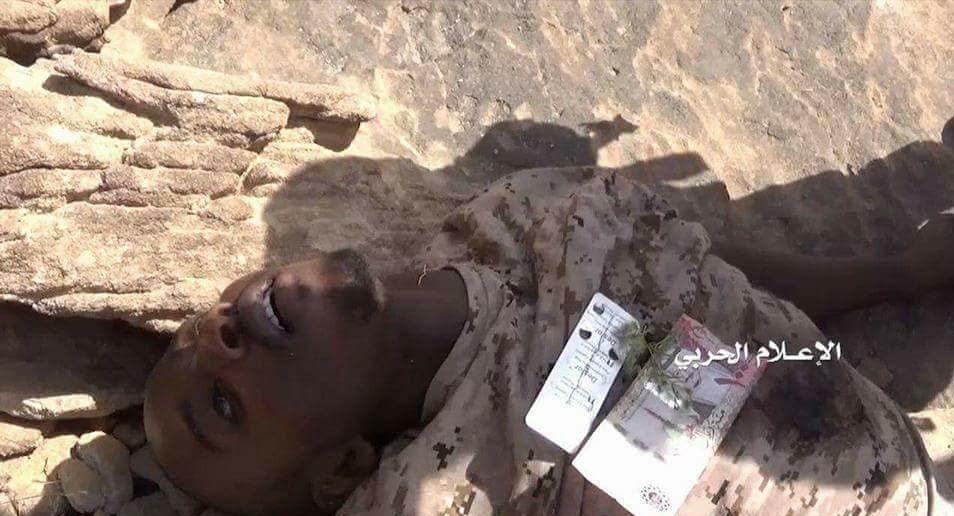 یمن| هلاکت 4 نظامی سودانی در جیزان/الحوثی: آمریکا مسئول تمام جنایات سعودی در یمن است