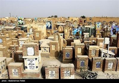 نجف اشرف؛ وادی السلام قبرستان کی تصویری رپورٹ