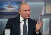 پوتین: فیلتر تلگرام به دلیل نگرانیها از امنیت مردم بود
