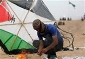 گزارش تسنیم| نگاهی به تشکیل واحد بادبادکهای آتشین در غزه