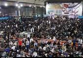 تهران|حضور پلیس در اماکن مذهبی برای تأمین امنیت شبهای قدر
