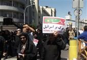 """آسوشیتدپرس: ایرانیها شعار """"مرگ بر اسرائیل"""" سر دادند"""