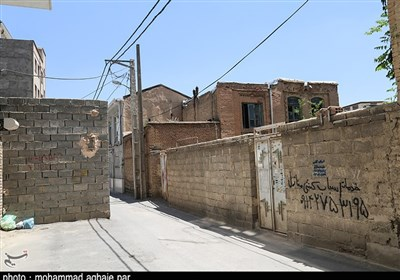 نوسازی بافت فرسوده از سیروس تهران آغاز شد