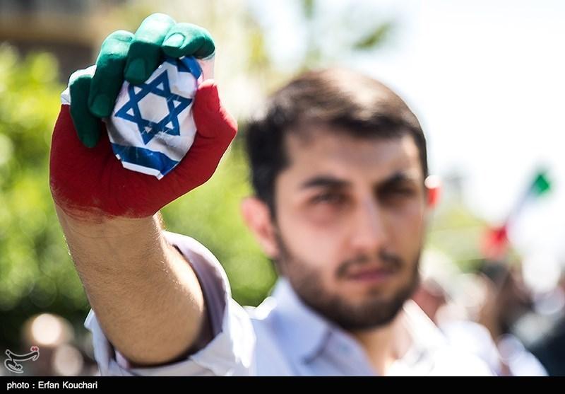 """قیام ملت انقلابی در 900 نقطه ایران/ طنین """"مرگ بر اسرائیل"""" در نقاط مرزی/ فریاد """"القدس لنا"""" از کنار خلیجفارس"""