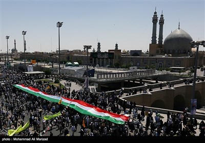 Iranians Hold Countrywide Rallies to Mark Quds Day
