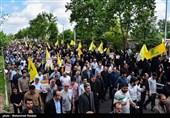 سمنان| مردم ایران امروز تیر خلاص را به قلب استکبار و در رأس آن آمریکا و اسرائیل زدند
