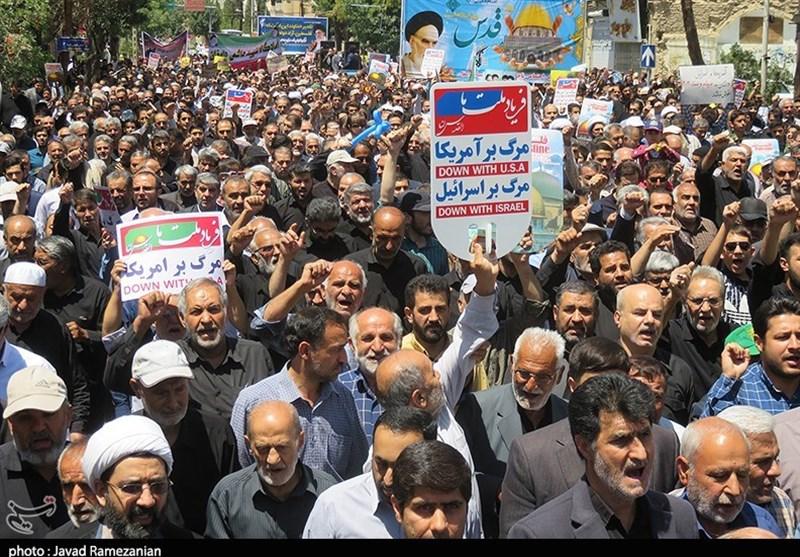 نه به معامله قرن  ماموستا غفوری:روز قدس سبب شکلگیری امت واحده اسلامی میشود
