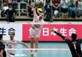 لیگ ملتهای والیبال|ژاپنیها در خانه از بلغارستان شکست خوردند