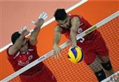 لیگ ملتهای والیبال|قدرتنمایی ایران مقابل چین پس از درگیری کادرفنی دو تیم