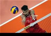 لیگ ملتهای والیبال  ایران؛ قدرتمند روی تور ولی پراشتباه + عکس