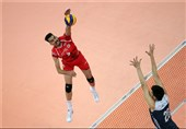 Iran Eases Past China: VNL