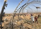 4 شهداء و600 مصاب فی إحیاء یوم القدس العالمی بغزة +(صور)
