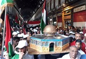 یوم القدس کو پاکستان میں سرکاری سطح پر منانے کا مطالبہ