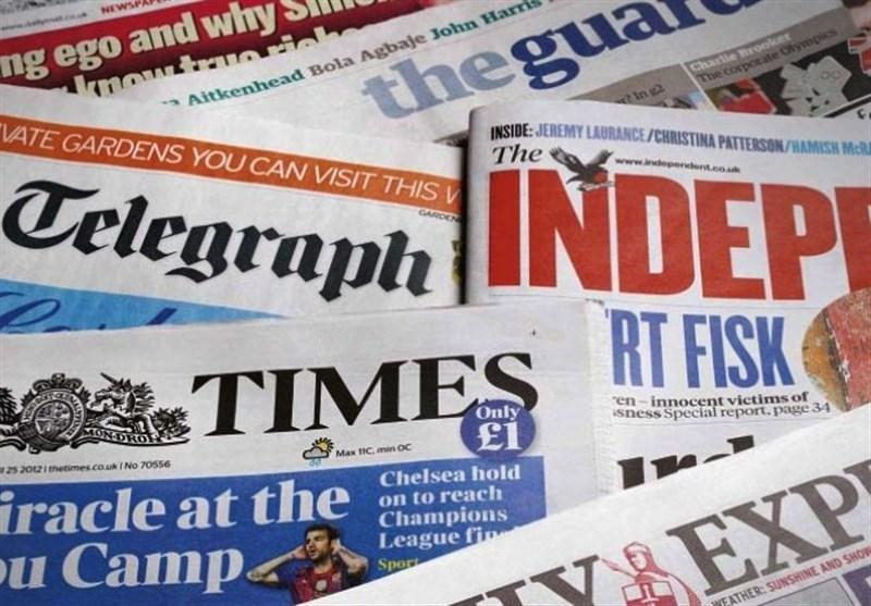 عناوین الصحافة الأجنبیة، وأبرز موضوعاتها