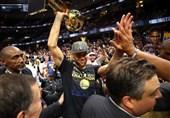 فینال لیگ NBA| گلدناستیت با شکست یاران جیمز از عنوان قهرمانیاش دفاع کرد