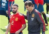 جام جهانی 2018| آخرین جمله لوپتگی به بازیکنانش پیش از ترک اردوی تیم ملی اسپانیا