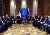 Iran, Russia Keen to Broaden Economic, Defense Ties
