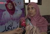 """دوربین تسنیم در خانه پرستار شهید؛ مادر """"رزان"""" از دلتنگیهایش میگوید؛ سلاح «النجار» در مبارزه با دشمن صهیونیستی"""