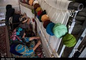 هنرمندان صنایعدستی در کرمانشاه از وجود بازارچه ثابت محروم هستند
