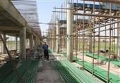 پروژه 11 سالهای که همچنان خاک میخورد / جوانان بانهای در حسرت افتتاح سالن ورزشی 1200 نفری