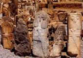 ساماندهی سنگافراشتههای عجیب یک محوطه باستانی