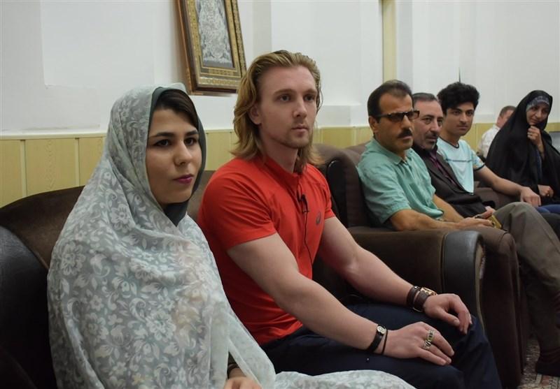 """1397031920282663414381374 - """"جوان روسی"""" در رشت مسلمان شد + تصاویر"""