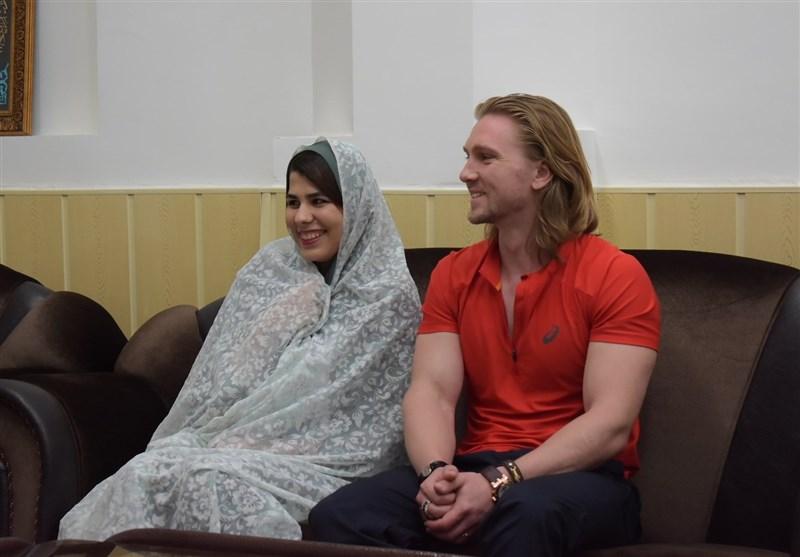 """1397031920295076614381404 - """"جوان روسی"""" در رشت مسلمان شد + تصاویر"""