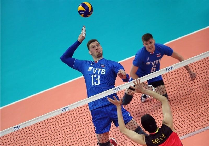 روسیه به دنبال میزبانی مسابقات والیبال قهرمانی جهان در سال 2022