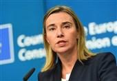 موغیرینی : هدفنا ان یبقى الاتفاق النووی مستمرا مع ایران