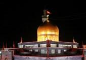 تصاویر/ شب قدر در حرم حضرت زینب(س)