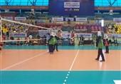 والیبال قهرمانی جوانان دختر آسیا | شکست ایران مقابل استرالیا