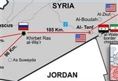 گزارش تسنیم|ماجرای تأسیس پایگاه نظامی روسیه در جنوب سوریه؛ آیا مسکو به دنبال حفاظت از نیروهای امنیتی «واگنر» است + نقشه