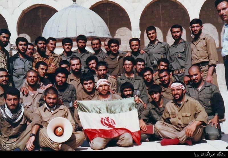 ناگفتههایی از اعزام قوای محمد رسول الله(ص) به لبنان+تصاویر