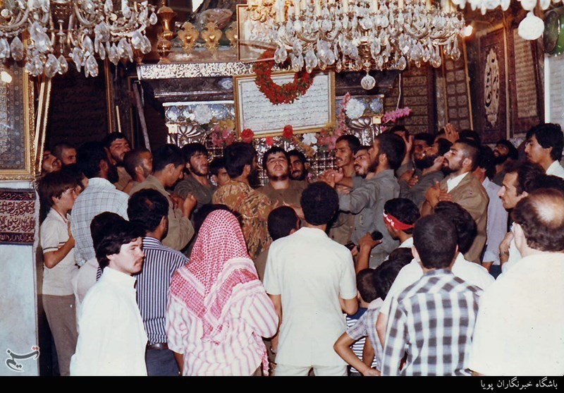 اعزام قوای محمد رسول الله به لبنان