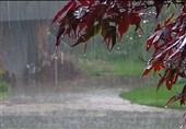 بارشهای استان مرکزی به 229 میلیمتر رسید