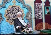 مراسم تفسیر قرآن در یزد به روایت تصویر