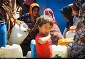 کمبود 300 لیتر در ثانیه آب شرب برای روستاهای استان اصفهان