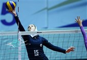 Paykan Earns First Win at Asian Women's Club Volleyball C'ship