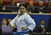لیگ جهانی کاراته وان پاریس| حذف باقری و صادقی از رقابتهای کاتا