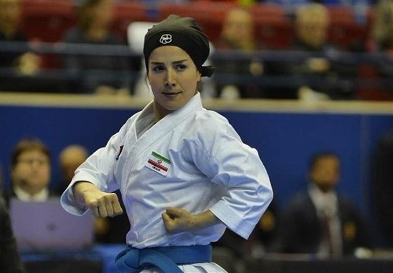لیگ جهانی کاراته وان پاریس  حذف باقری و صادقی از رقابتهای کاتا